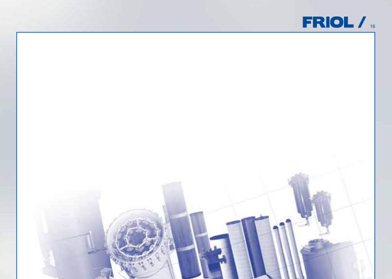 FAUDI Aviation Filter Monitors