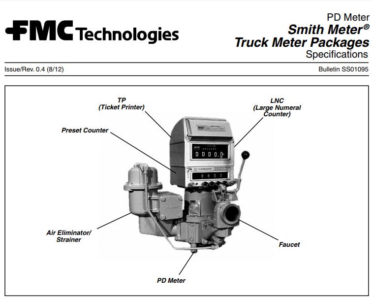 Truck Meter Packages